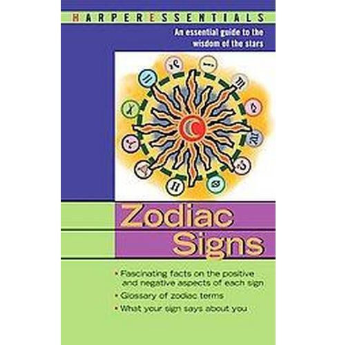 Zodiac Signs (Paperback) - image 1 of 1