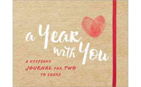 Year With You : A Keepsake Journal for Two to Share (Paperback) - image 1 of 1