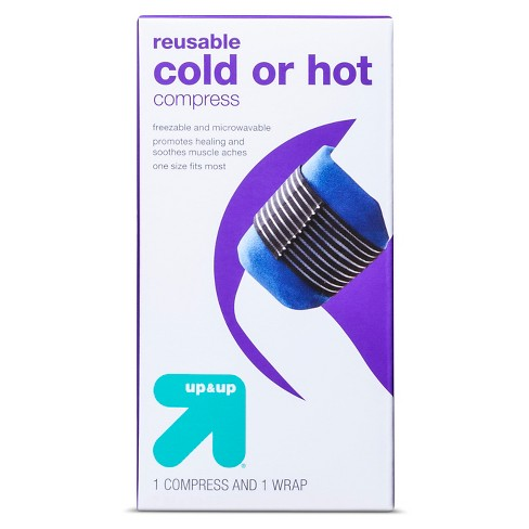 Hot Or Cold Reusable Compress 1ct Up