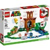 LEGO Super Mario Guarded Fortress Expansion Set Building Toy for Creative Kids 71362 - image 4 of 4