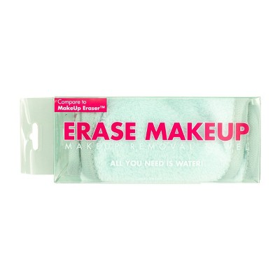 Erase Makeup Facial Cleansing Cloth - Blue
