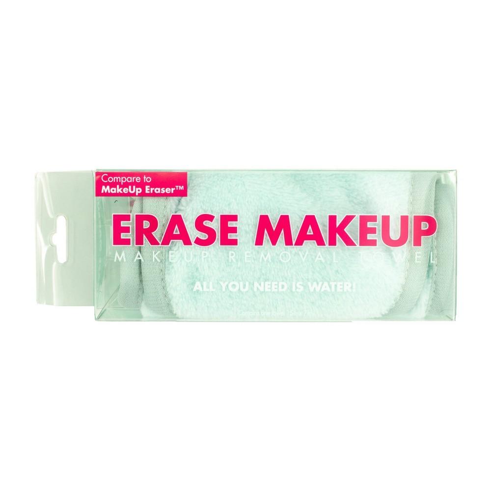 Image of Erase Makeup Facial Cleansing Cloth - Blue