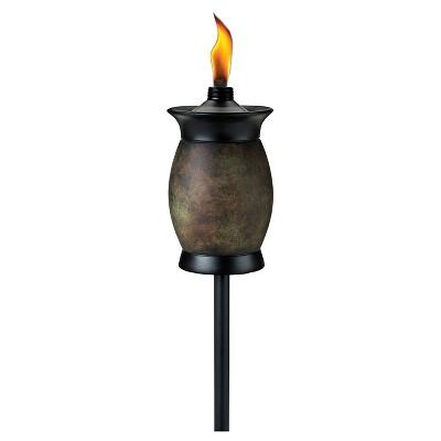 64  Resin Jar Torch 4 - In - 1 - Gray - TIKI®
