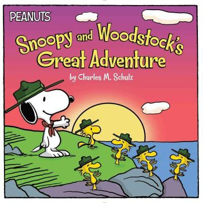 Snoopy and Woodstock's Great Adventure - (Peanuts) by  Charles M Schulz (Paperback)