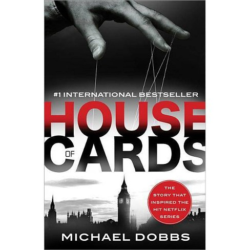 House of Cards - by  Michael Dobbs (Paperback) - image 1 of 1