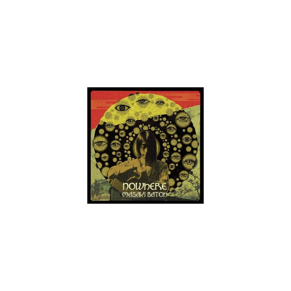Masaki Batoh - Nowhere (Vinyl)