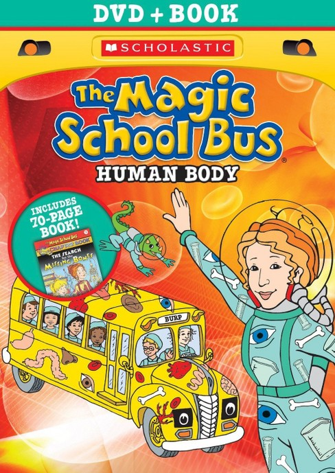 The Magic School Bus: Human Body [With Book] - image 1 of 1