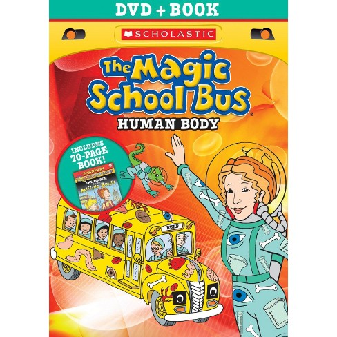 the magic school bus human body with book target