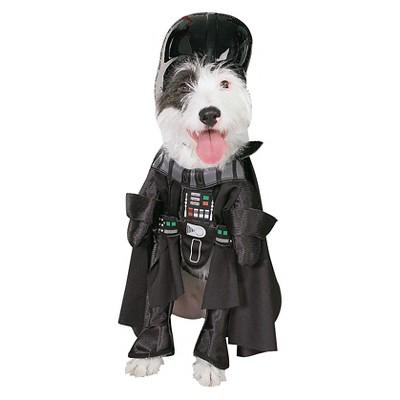 Star Wars Darth Vader Dog and Cat Costume - Black