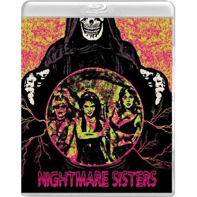 Nightmare Sisters (Blu-ray)(2016)