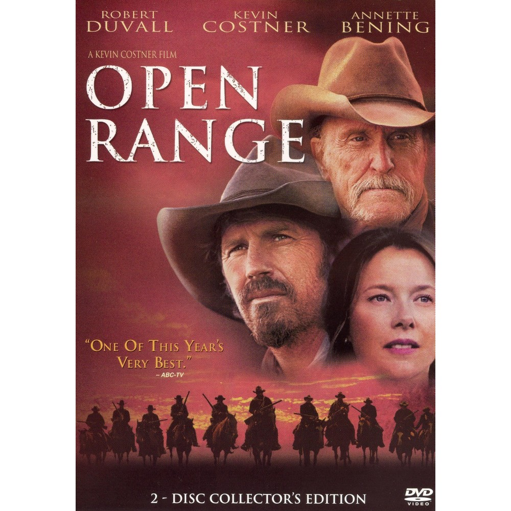 Open Range (dvd_video), Movies