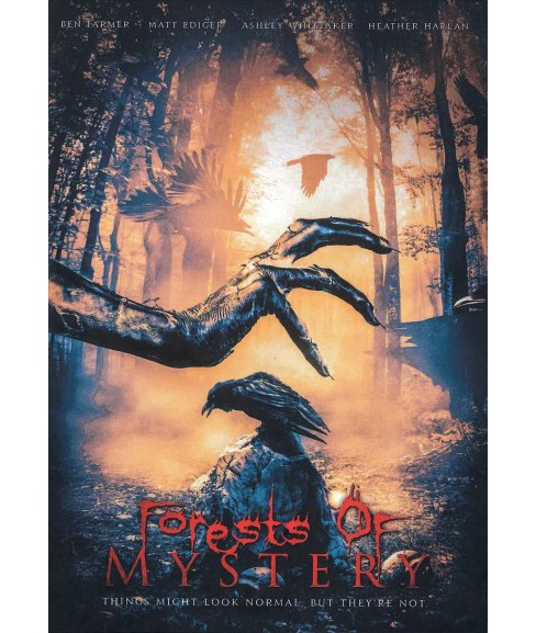 Forests Of Mystery (DVD) - image 1 of 1