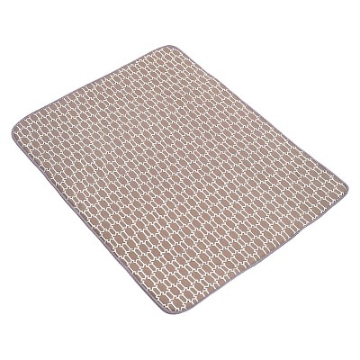 Threshold Polyester Dish Drying Mat