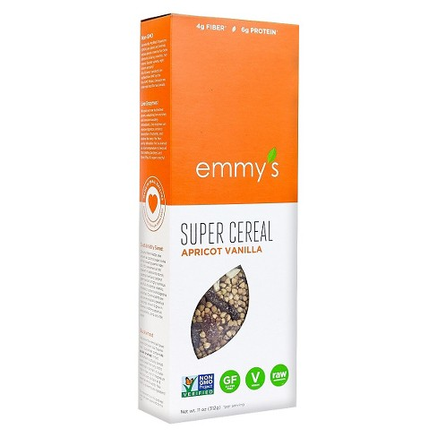 Emmy's Apricot Vanilla Super Breakfast Cereal - 11oz - image 1 of 1