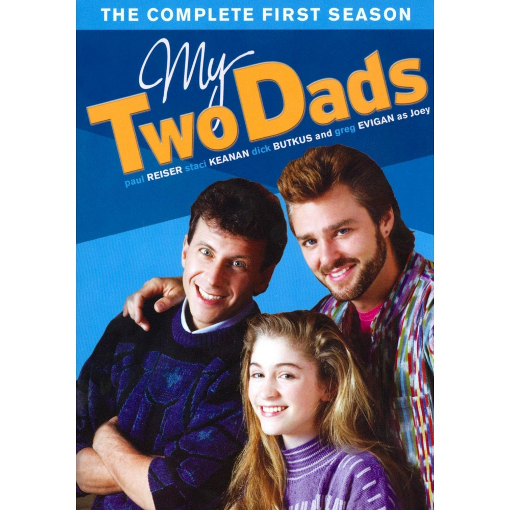 My Two Dads:Season One (Dvd)