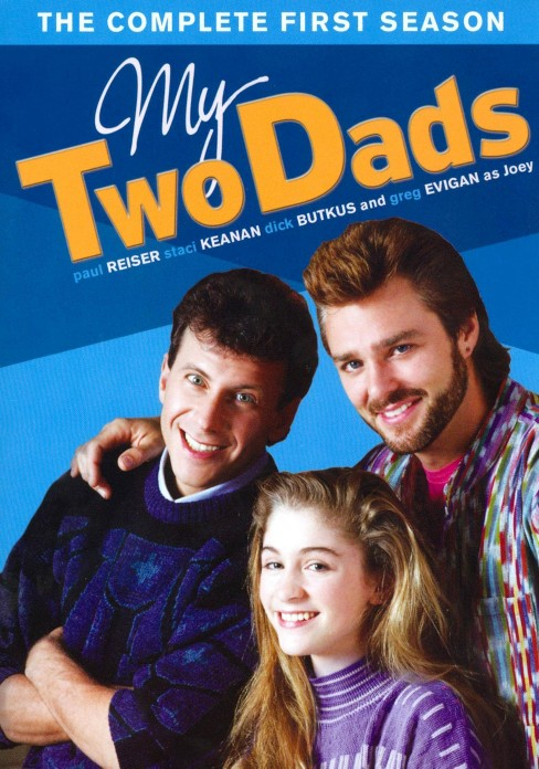My two dads:Season one (DVD) - image 1 of 1