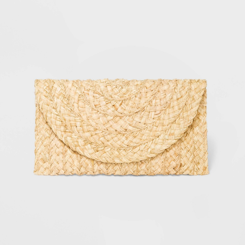 Straw Clutch Universal Thread 8482 Natural