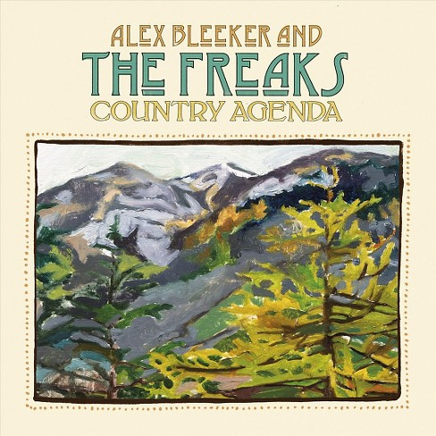 Alex bleeker - Country agenda (CD) - image 1 of 1