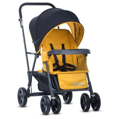 Joovy Caboose Graphite Stand On Tandem Stroller - Amber