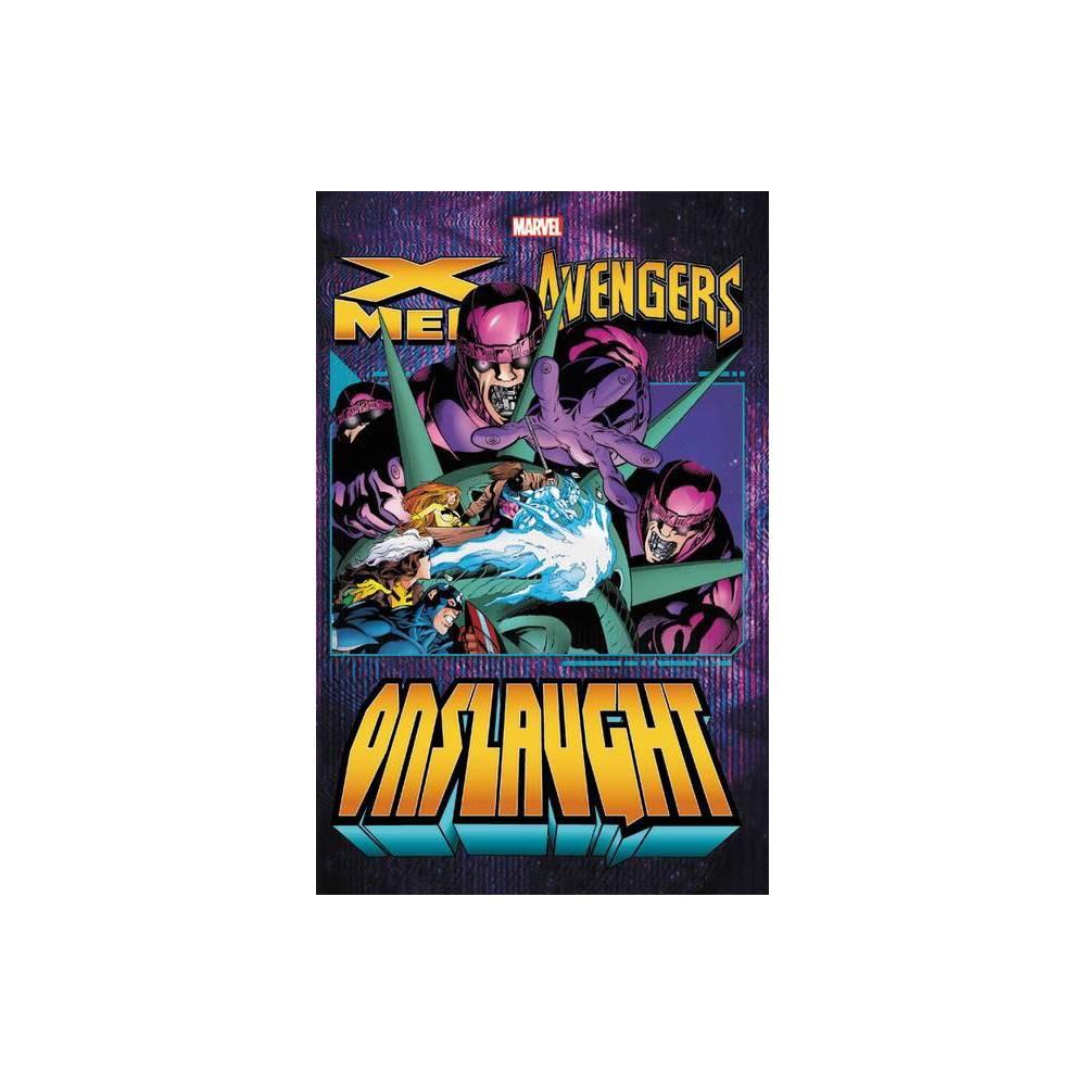 X Men Avengers Onslaught Vol 2 Paperback