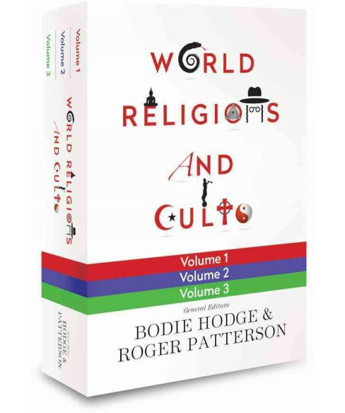 World Religions and Cults (Paperback) (Bodie Hodge & Roger Patterson) - image 1 of 1