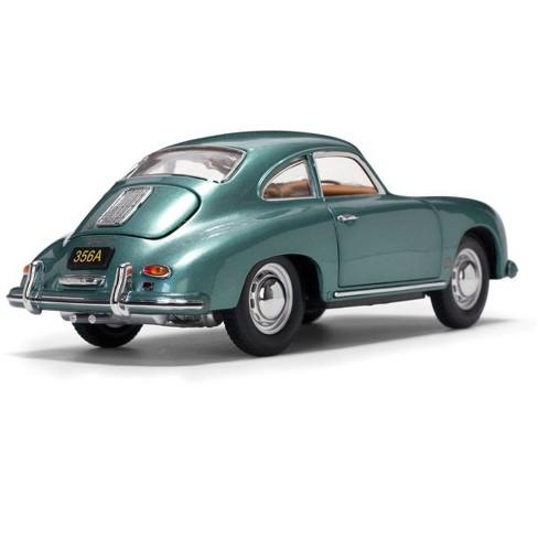 1957 Porsche 356A 1500 GS Carrera GT Coupe Green 1/18 Diecast Model Car by  Sunstar