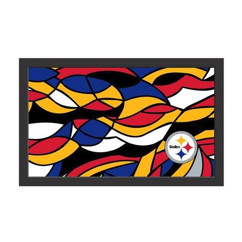977a906cc NFLxFIT Pittsburgh Steelers 10x16