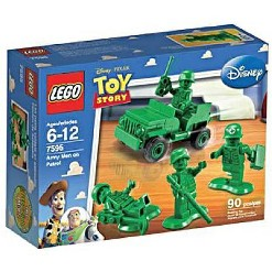 LEGO Toy Story Army Men On Patrol Set #7595