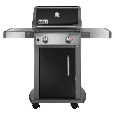 Weber® Spirit® E-210 LP Gas Grill - Black - Model 4.6110001E7