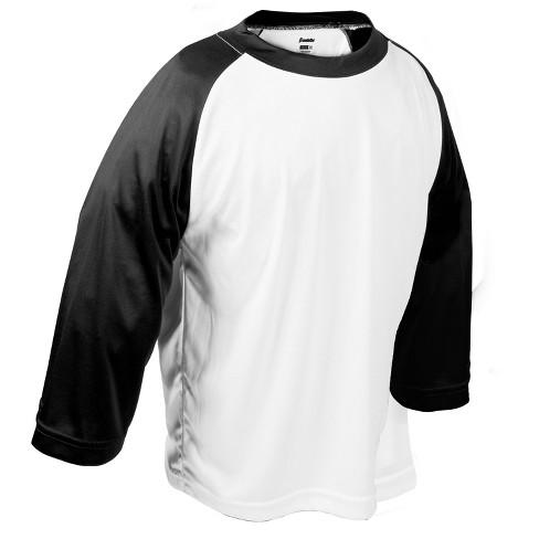 Franklin Sports Youth Baseball Undershirt - L - Black - image 1 of 2