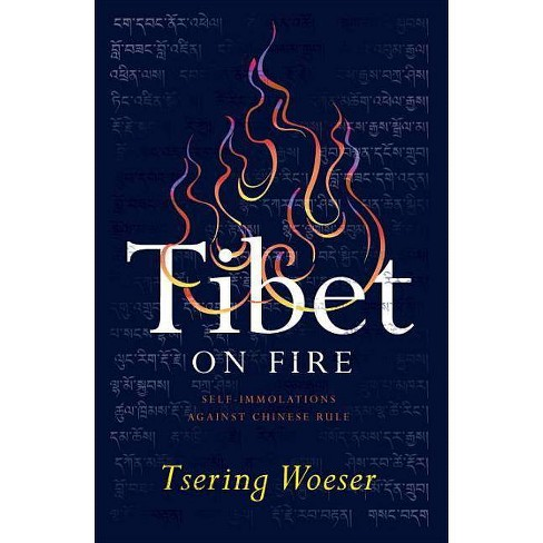 Tibet on Fire - by  Tsering Woeser (Paperback) - image 1 of 1