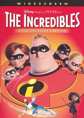 The Incredibles [WS] [2 Discs]