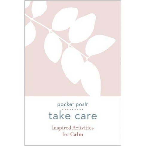 Take Care: Inspired Activities For Calm (Paperback) - image 1 of 1