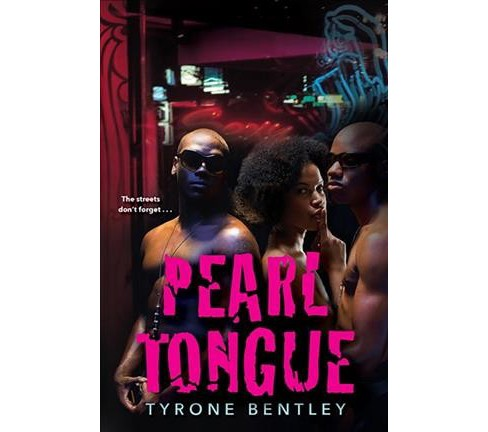 Pearl Tongue -  (Dallas Diamonds) by Tyrone Bentley (Paperback) - image 1 of 1