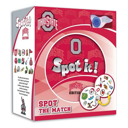 NCAA Ohio State Buckeyes Spot It Game - image 1 of 2