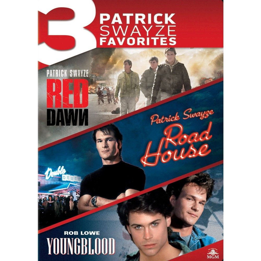 Red Dawn/Road House/Youngblood (Dvd)