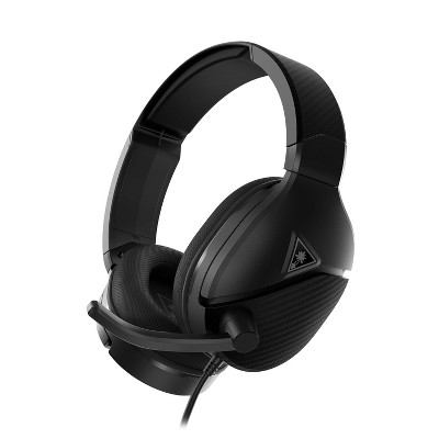 Turtle Beach Recon 200 Gen 2 Wired Gaming Headset for Xbox Series X|S/Xbox One/PlayStation 4/5/Nintendo Switch