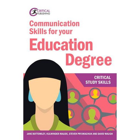 Communication Skills for Your Education Degree - (Paperback) - image 1 of 1