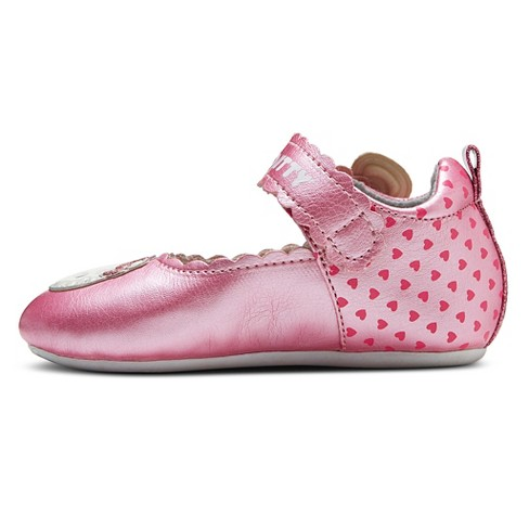 a3adc7d38 Girls' Hello Kitty Julia Mary Jane Shoes - Pink : Target