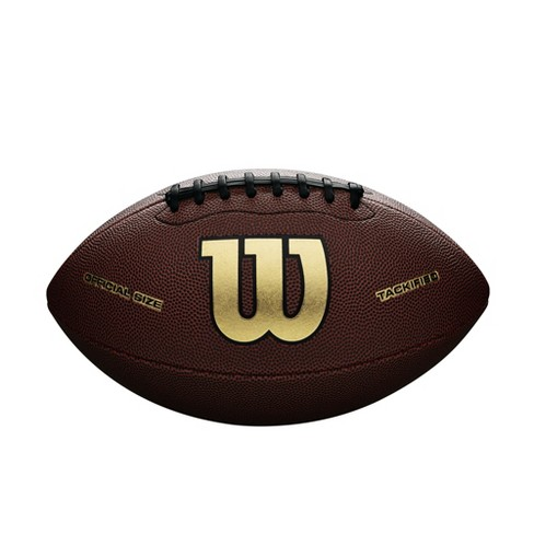 3f9b87f59fd Wilson NCAA ICON Official Football   Target