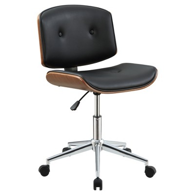 Task And Office Chairs Acme Furniture Black Walnut