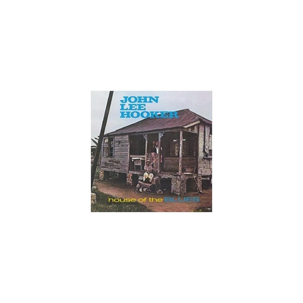 John Lee Hooker - House Of The Blues (Vinyl)