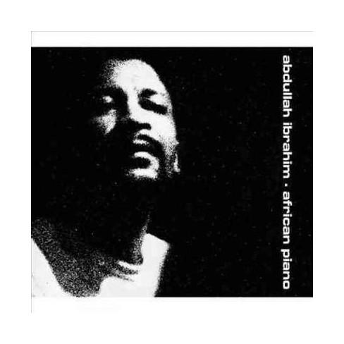 Abdullah Ibrahim - African Piano (CD) - image 1 of 1