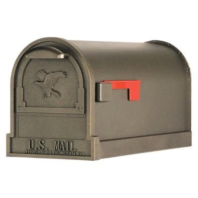 Gibraltar Arlington T-2 Mailbox - Bronze