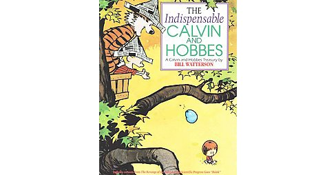 Indispensable Calvin and Hobbes (Hardcover) (Bill Watterson) - image 1 of 1