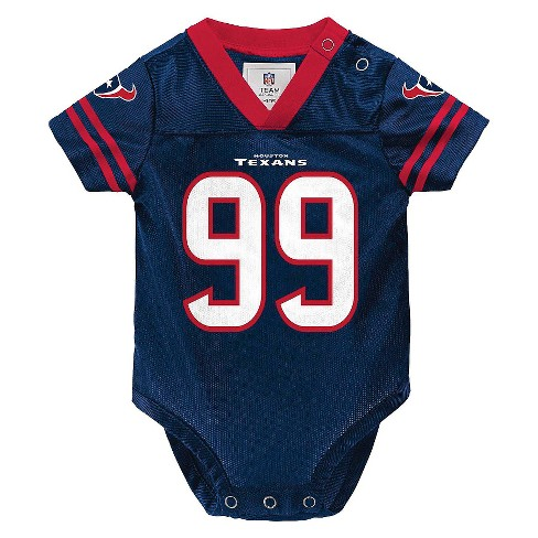houston texans toddler jersey
