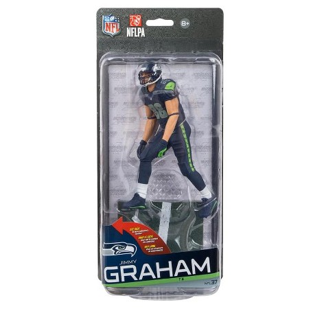 Seattle Seahawks McFarlane NFL Series 37 Figure: Jimmy Graham - image 1 of 1
