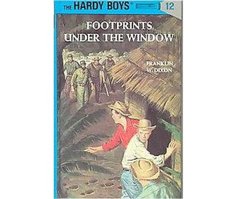 Footprints Under the Window (Hardcover) (Franklin W. Dixon) - image 1 of 1