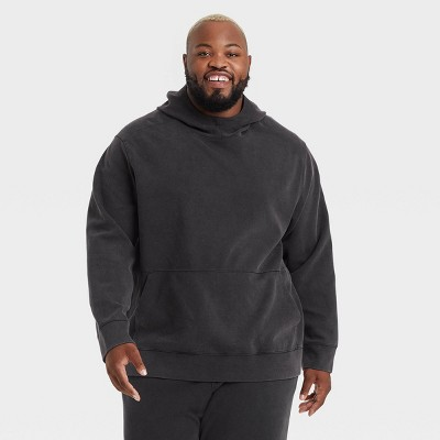 Men's Washed Fleece Hoodie - All in Motion™