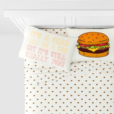 Bob's Burgers Queen Sheet Set